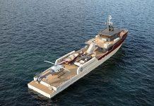 Rosetti Superyacht Support Vessel iate - boat shopping