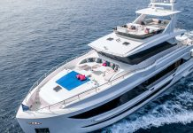 Tri-Deck FD92 yacht Horizon - boat shopping