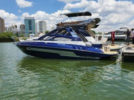 Triton 300 Sport nova versão - boat shopping