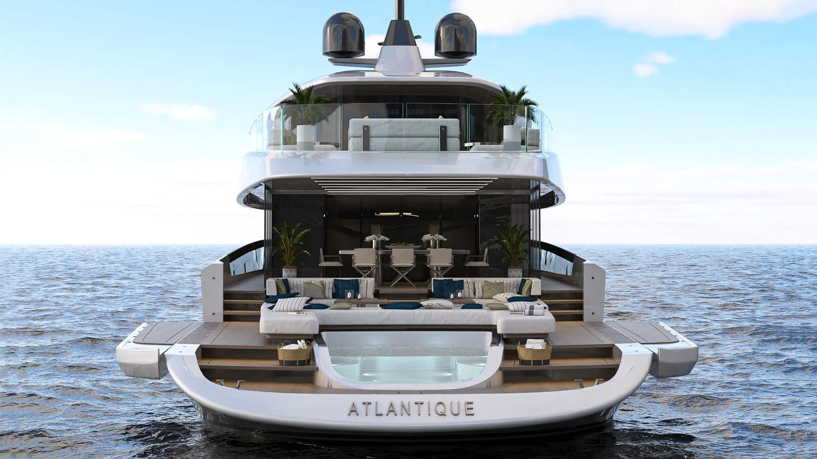 Columbus Yachts Atlantique superiate - boat shopping