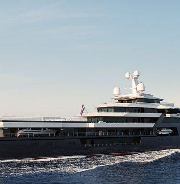Damen SeaXplorer 105 iate explorer - boat shopping