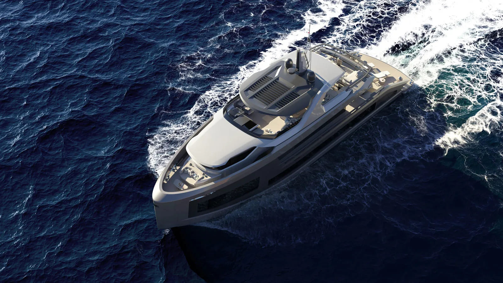 Mazu 92 DS yacht - boat shopping