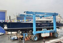 Mengi Yay superiate veleiro L'Aquila II - boat shopping
