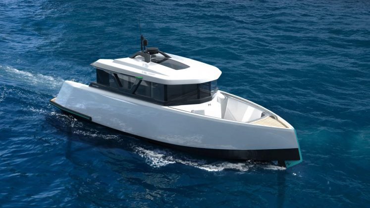 Navier N27 - boat shopping