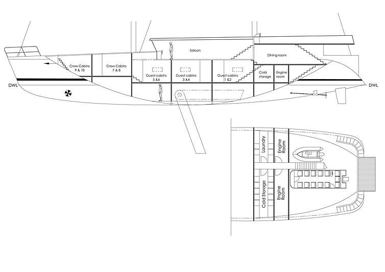 Oceanbel 128 veleiro Nautor's Swan - boat shopping