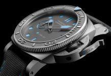 Panerai relógio Submersible elab-id - boat shopping