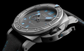 Panerai relógio Submersible elab-id - boat shopping