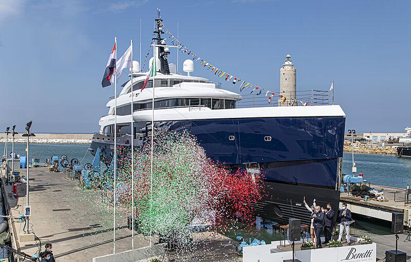Superiate Benetti Zazou - boat shopping