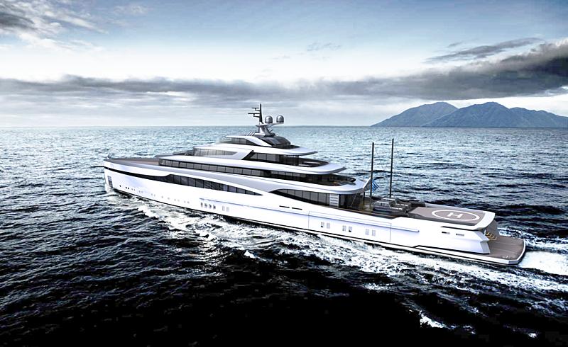 Superiate conceito ark - boat shopping