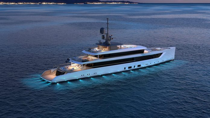 Superiate feadship Project 2024 - boat shopping