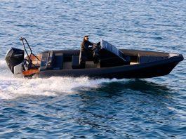 Technohull T7 - boat shopping