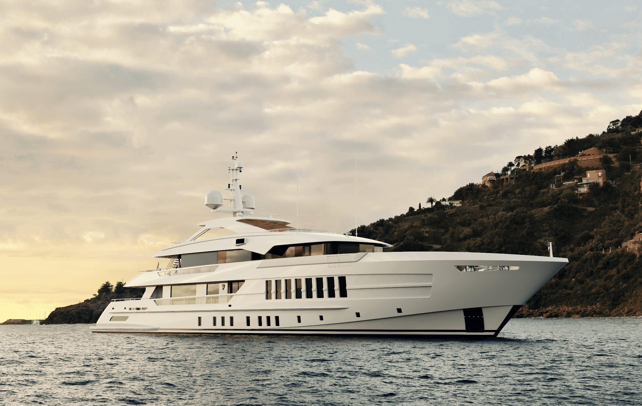 heesen superiate projeto gemini - boat shopping