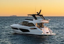 sunseeker novos lançamentos - boat shopping