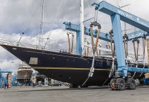 super veleiro morning glory refit - boat shopping
