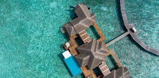 Anantara Kihavah maiores casas flutuantes do mundo - boat shopping