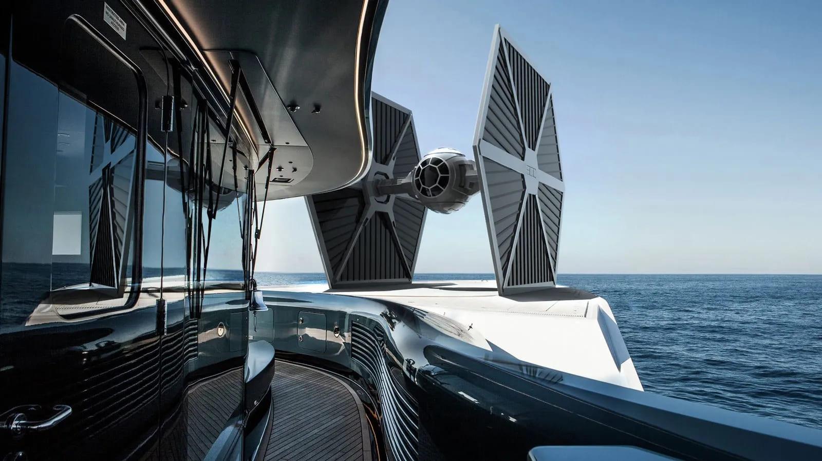 Dia do Star Wars 4 de maio superiates (ThirtyC) - boat shopping