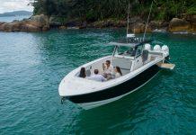 Fishing 390 Solarium - boat shopping