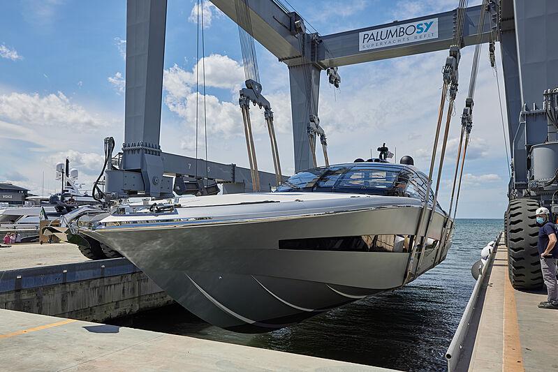 ISA Super Sportivo 100GTO lançamento - boat shopping