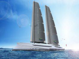 Mega veleiro Projeto Vento Nuvolari Lenard - boat shopping