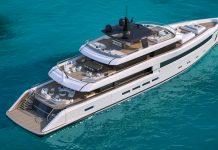 Nauta design Wide superiate exterior - boat shopping