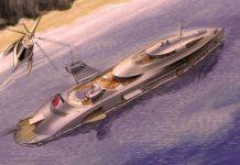 Projeto cobra superiate boeing 747 - boat shopping