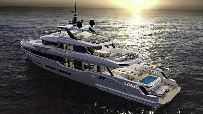 Baglietto vende quarto iate DOM 133 - boat shopping