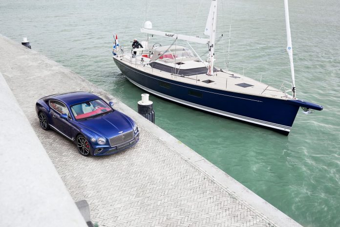 Bentley and Contest Yachts - boat shopping