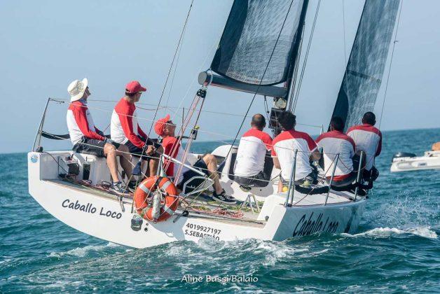 Caballo Loco, vencedor da C30 – Crédito- Aline Bassi - boat shopping