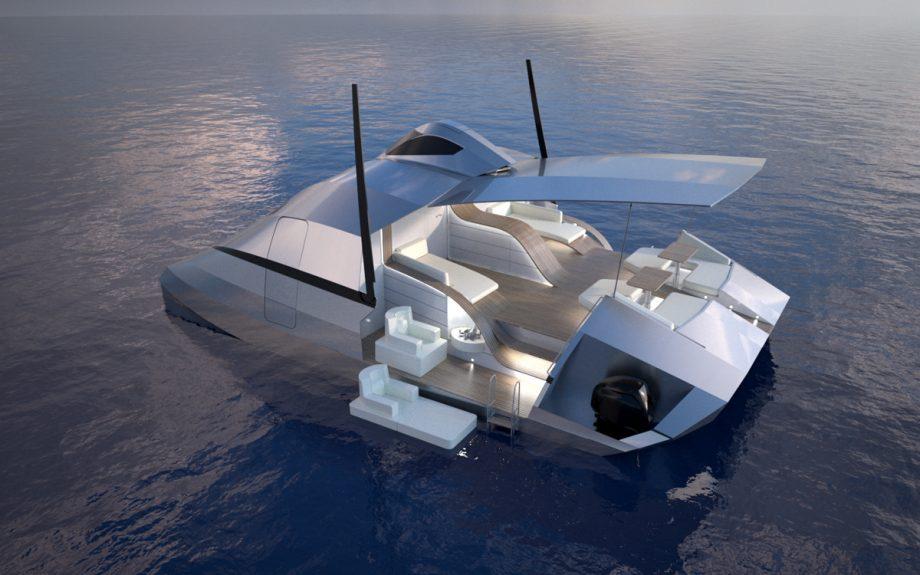 Catamarã A2V - boat shopping