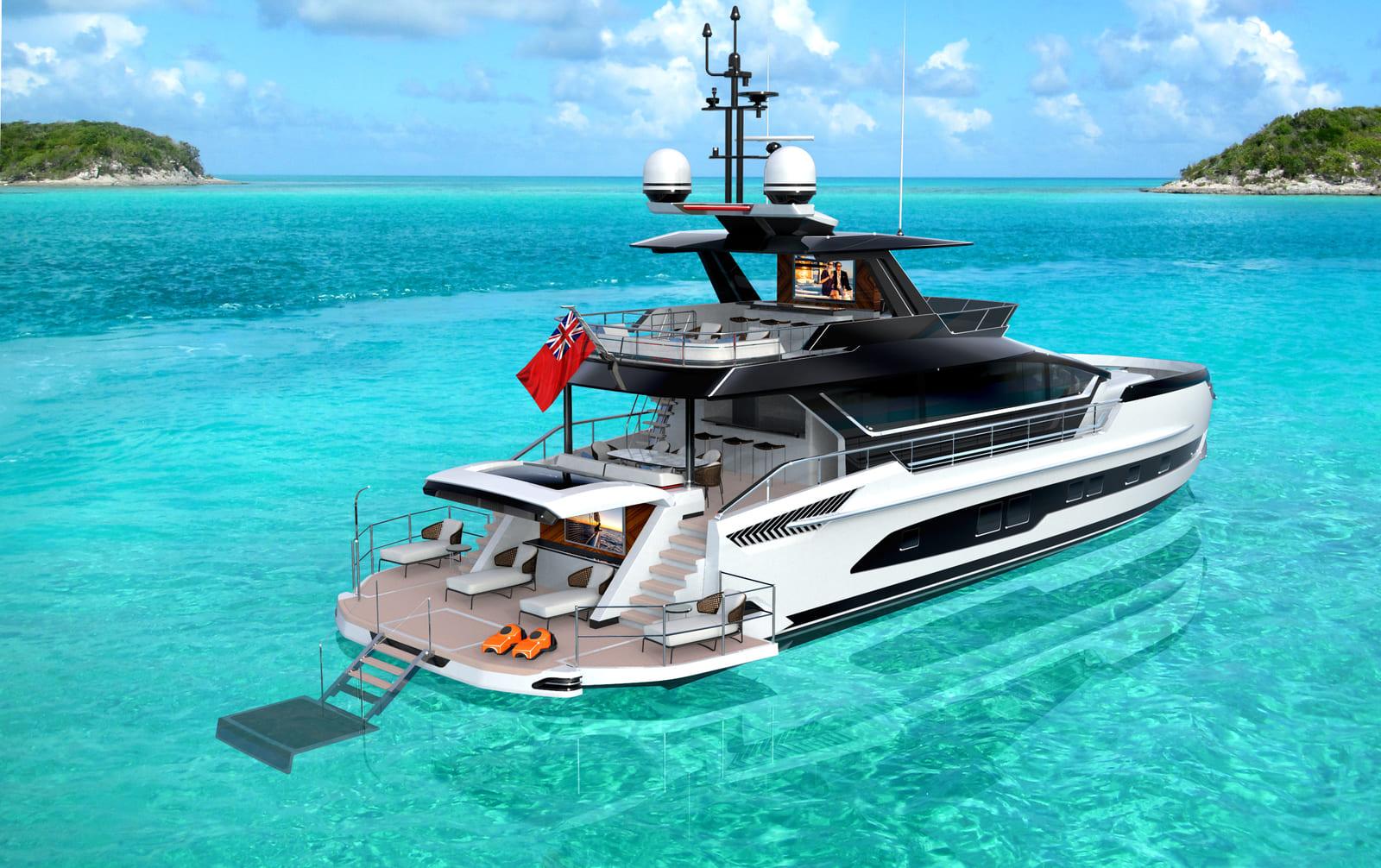 Dynamiq GTM90BC 006 - boat shopping