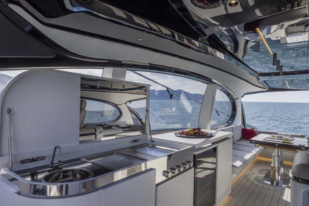 Iate Aldabra ISA Super Sportivo 100 GTO - boat shopping