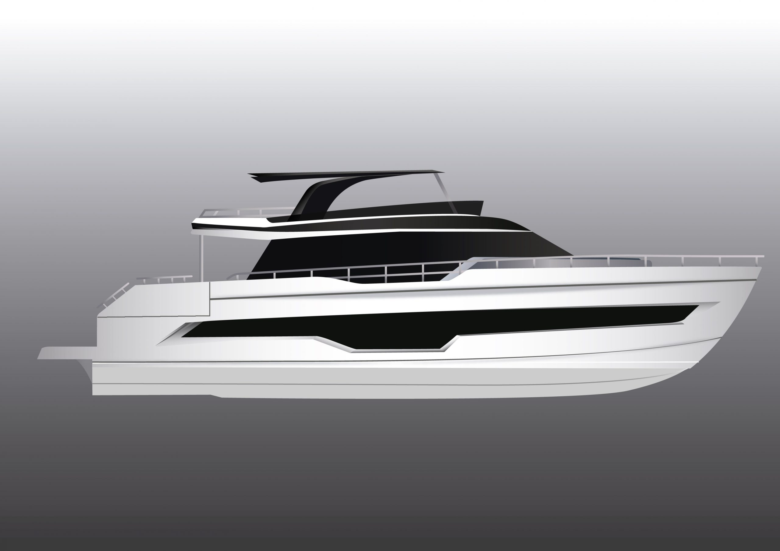 Nova Tethys 66 Flybridge - boat shopping