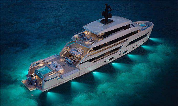 Sanlorenzo X-Space superiate - boat shopping