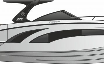 TRITON FLYER 36 - boat shopping