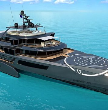 Triexplorer superyacht - boat shopping