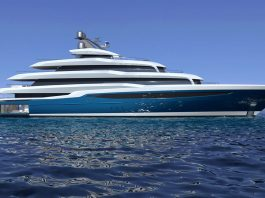 Turquoise superiate Projeto Atlas - boat shopping
