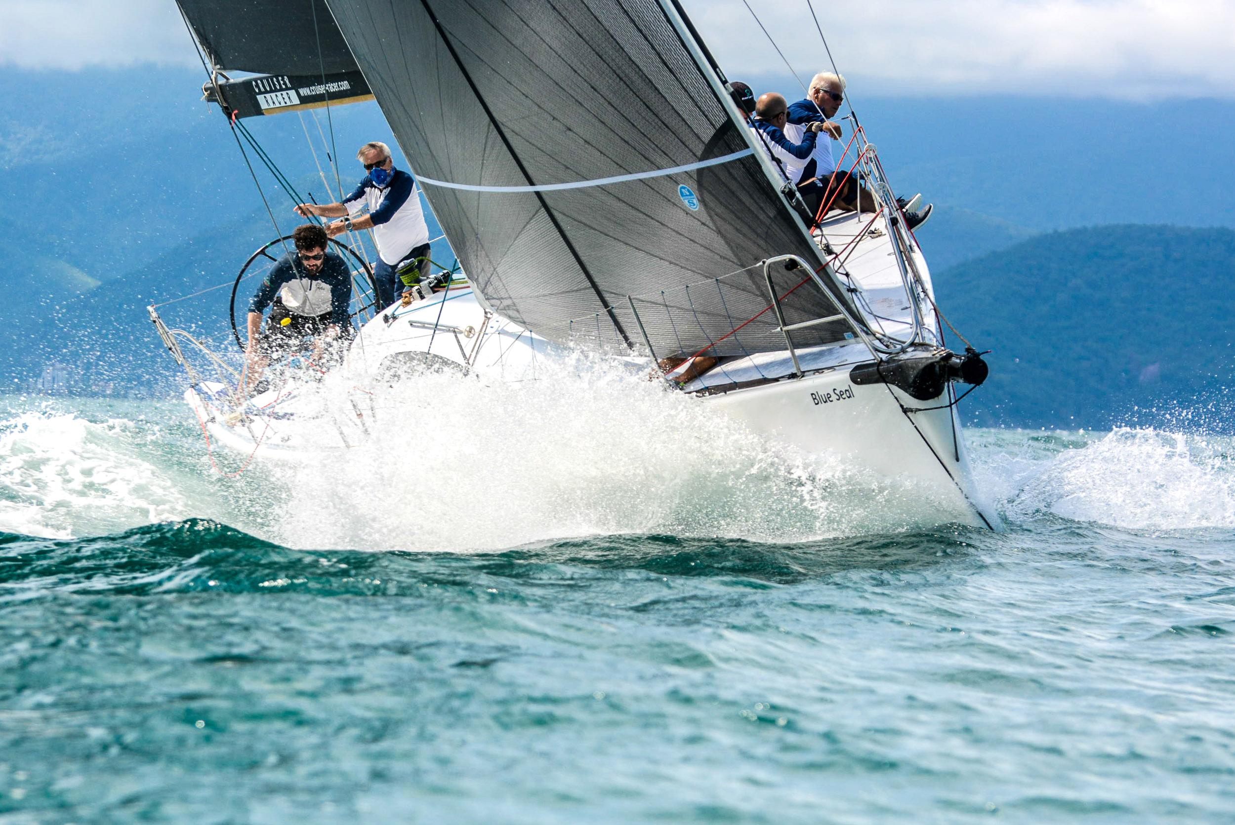Veleiro Rudá – Classe IRC - Crédito Aline Bassi:Balaio - boat shopping