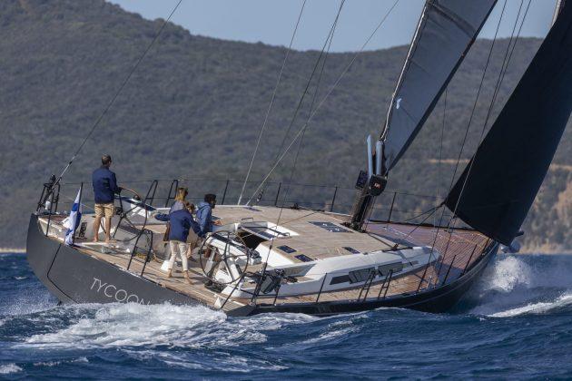 Veleiro Swan 58 - boat shopping