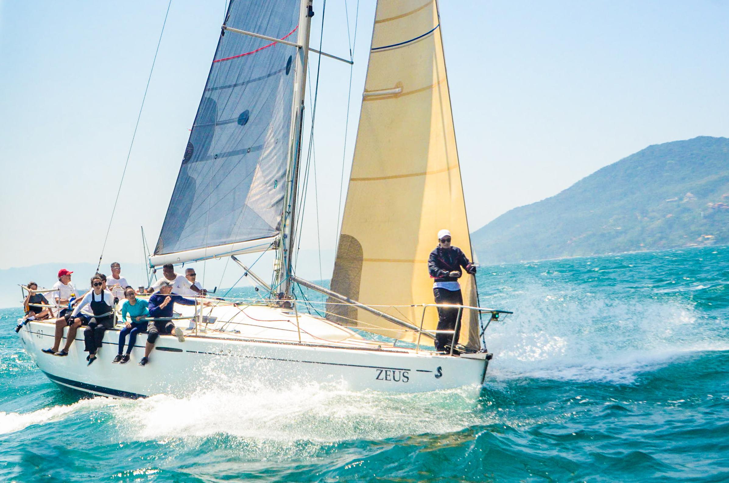 Veleiro Zeus – RGS – Crédito Aline Bassi:Balaio - boat shopping