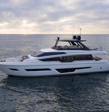 Ferretti Yachts 780 - boat shopping