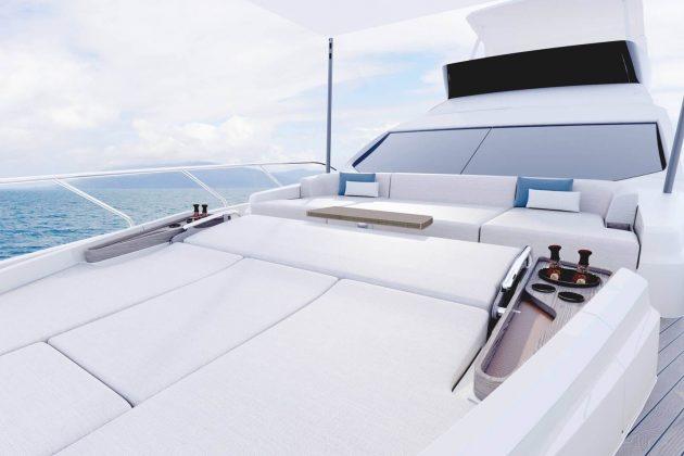 Azimut 68 - boat shopping