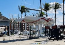 Barco mais moderno do Brasil - boat shopping