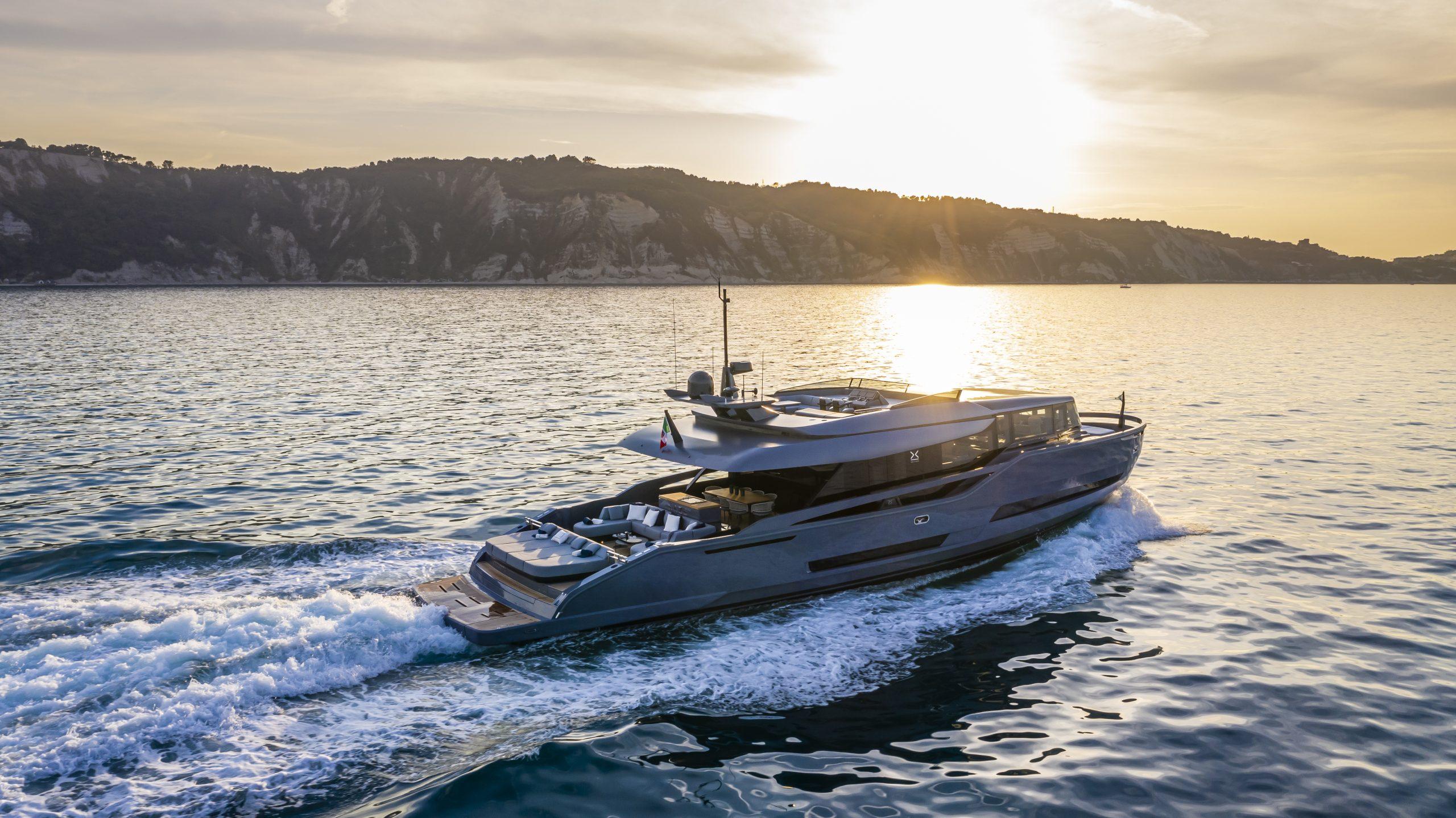 Extra X86 M:Y Haze Palumbo Superyachts - boat shopping