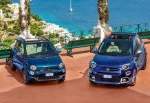 Fiat 500 e 500X Yachting Yacht Club Capri - boat shopping