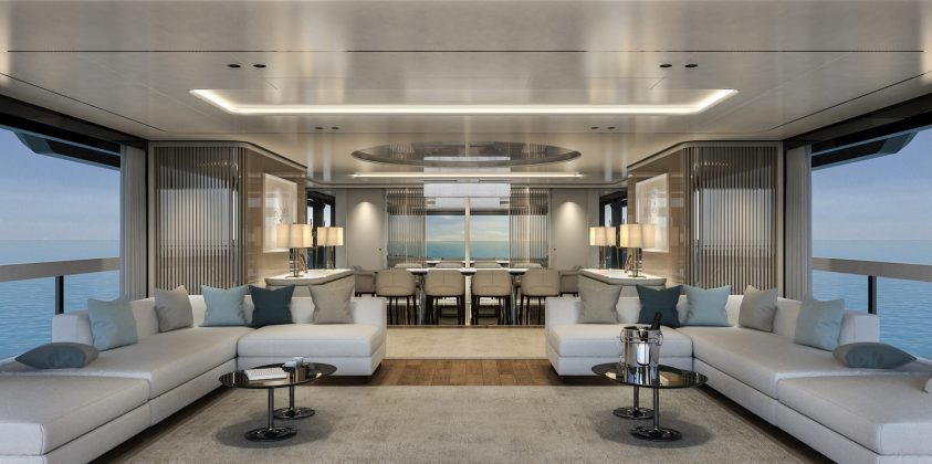 Mangusta Oceano 44 - boat shopping