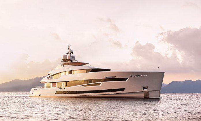 Projeto Akira Heesen em construção superiate - boat shopping