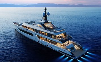 Quarto superiate Amels 60 - boat shopping