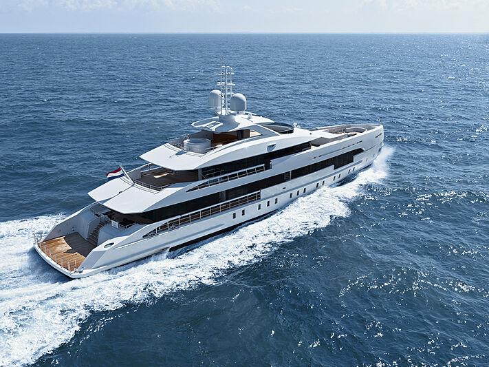 Superiate ELA Heesen - boat shopping