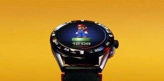 TAG Heuer Connected x Super Mario Edition