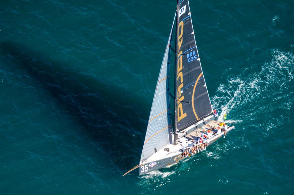 Veleiro Pajero (foto: aline bassi) - boat shopping